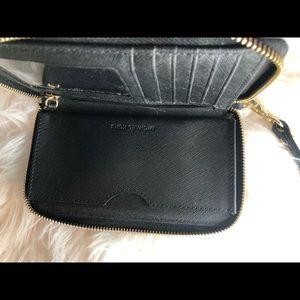 MICHAEL Michael Kors Bags - Michael Kors Leather Wristlet Pouch Jet Set Travel